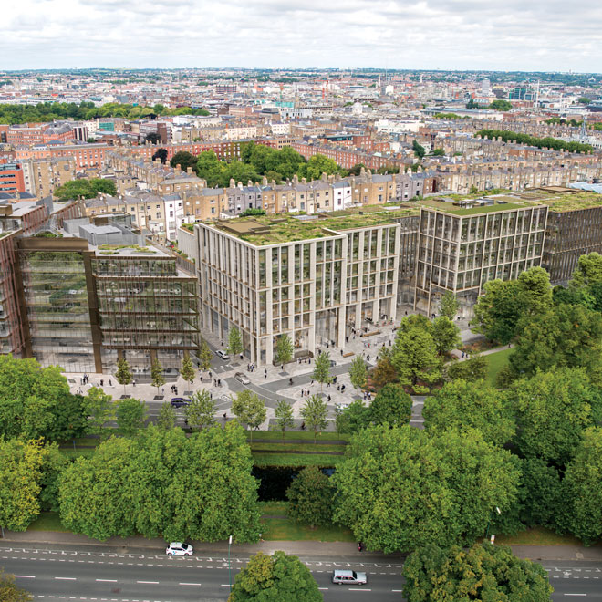 IPUT pre-lets 430,000 sq ft of offices at Two to Four Wilton Park to LinkedIn